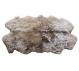 770 1601  Tapis GRAND peau de Mouton Sheepskin BIG SIZE    Collection Canada Premium
