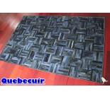 900635 cowhide rug tapis peau de vache PATCHWORK