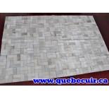 900777 cowhide rug tapis peau de vache PATCHWORK