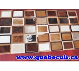 999688  cowhide rug tapis peau de vache