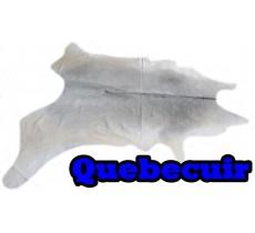 A 40742  cowhide rug tapis peau de vache  Collection Canada Premium