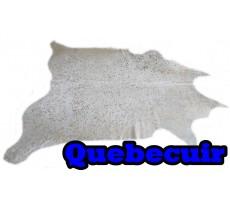 A 40760  cowhide rug tapis peau de vache XXXXL GOLDEN METALLIC Collection Canada Premium SUPER SIZE