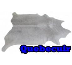 A 40761 cowhide rug tapis peau de vache Collection Canada Premium