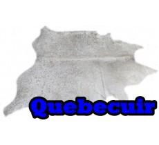 A 40763 cowhide rug tapis peau de vache GOLDEN  Collection Canada Premium