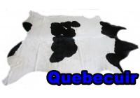 A 40905 Cowhide rug Tapis peau de vache XXXL SUPER BIG SIZE Collection Quebecuir Premium