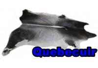 A 40913 Cowhide rug Tapis peau de vache XXXL SUPER BIG SIZE Collection Quebecuir Premium