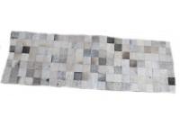 A 40942 Cowhide rug Tapis peau de vache PATCHWORK   Collection Quebecuir Premium