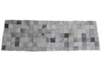 A 40943 Cowhide rug Tapis peau de vache PATCHWORK   Collection Quebecuir Premium