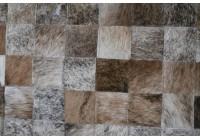 A 40980 Cowhide rug Tapis peau de vache PATCHWORK Collection Quebecuir Premium
