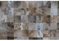 A 40981 Cowhide rug Tapis peau de vache PATCHWORK Collection Quebecuir Premium