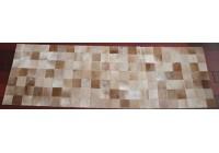A 40983 Cowhide rug Tapis peau de vache PATCHWORK Collection Quebecuir Premium
