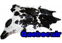 A 40991 Cowhide rug Tapis peau de vache XXXL SUPER BIG SIZE Collection Quebecuir Premium
