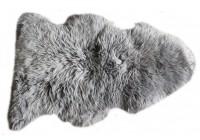 A 45011 SHEEPSKIN rug Tapis peau de MOUTON Collection Quebecuir Premium