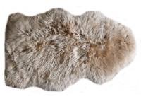 A 45013 SHEEPSKIN rug Tapis peau de MOUTON Collection Quebecuir Premium